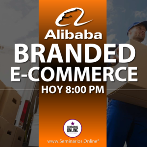 Curso online de Branded eCommerce Alibaba