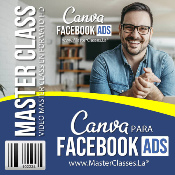 Curso online de Canva para Facebook Ads