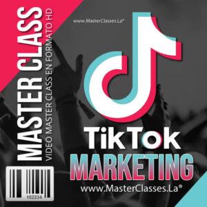 Curso online de TikTok Marketing