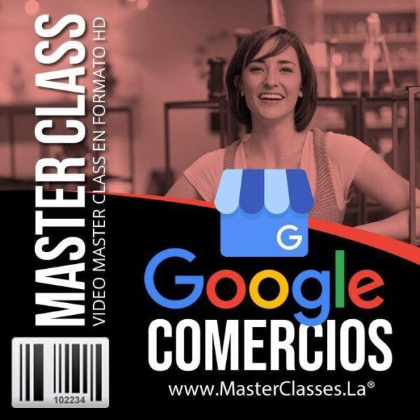 Curso de Google Comercios