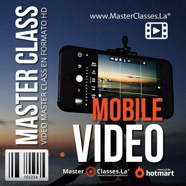 Curso online de Mobile Video